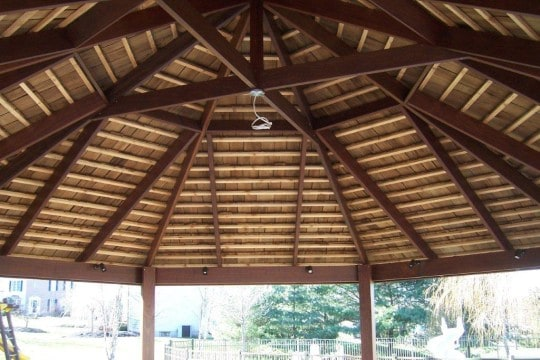 Gazebos Montgomery County Paul Construction