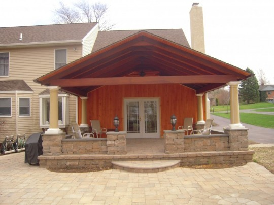doylestown pa awnings patios decks