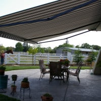 Nice Retractable Awnings