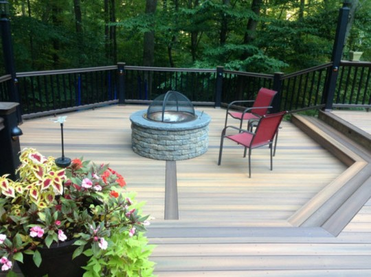 Trex Materials Vs Fiberon Materials For Composite Decking