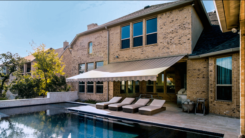 Retractable Awnings In Camden Will Transform Your Outdoor