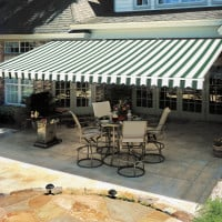 how to clean your retractable awning