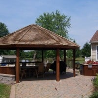 Gazebo Ideas Montgomery County PA