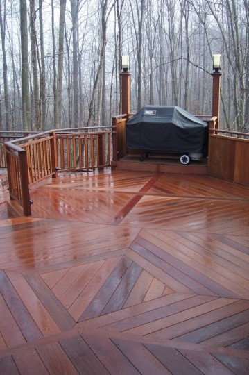 Deck building for a long lasting deck