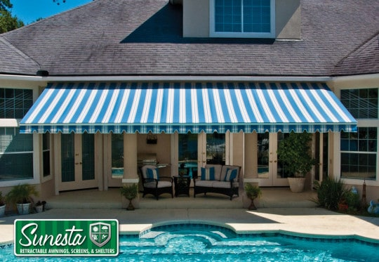 retractable awning vs hard cover