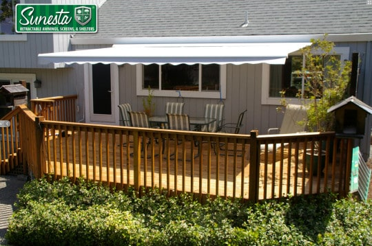 Care for your Awning