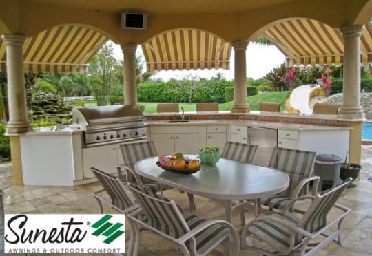 choosing a design for your outdoor kitchen