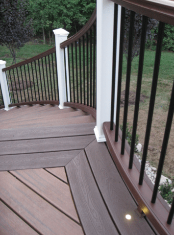 Trex Materials for Composite Decks