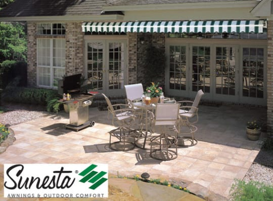 summer patio options