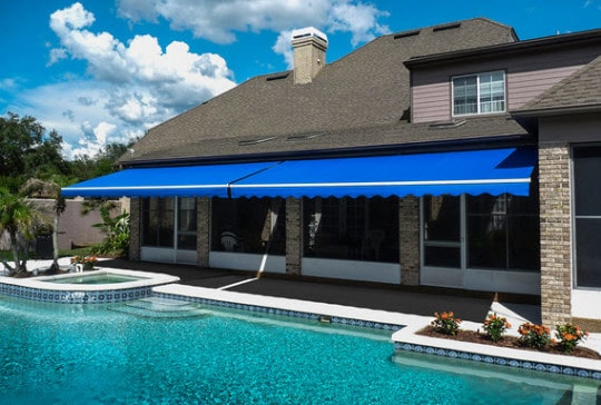 summer awnings