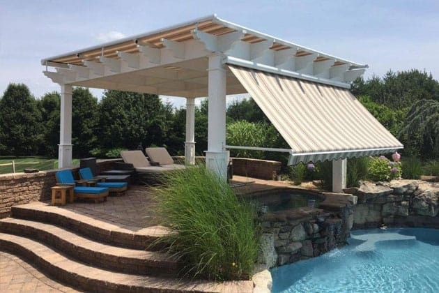 Upgrade Your Outdoor Space with Retractable Awnings in Voorhees