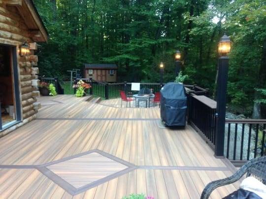 Bucks County backyard renovation