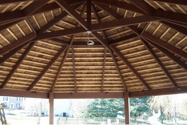 Many Uses of a Montgomery County Gazebo