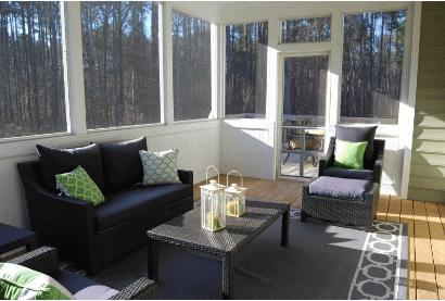 Montgomery County sunroom