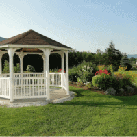 Bucks County landscape design