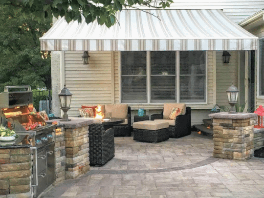 Montgomery County Outdoor Living Space