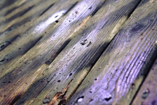Bucks County deck maintenance