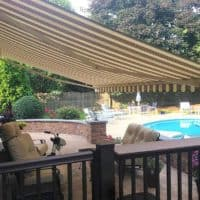 Richboro retractable awnings
