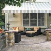 Perkasie patio installation