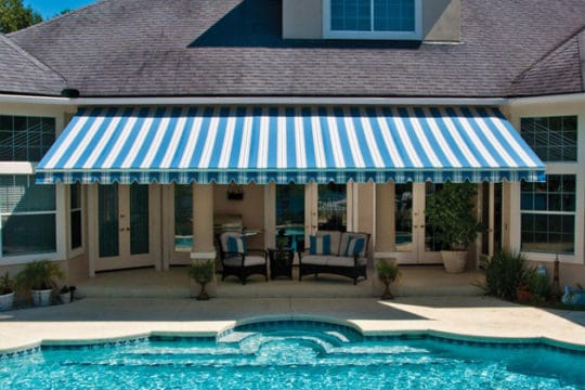 Conshohocken Retractable Awning cleaning