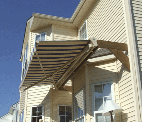 Ambler Retractable Awning cleaning