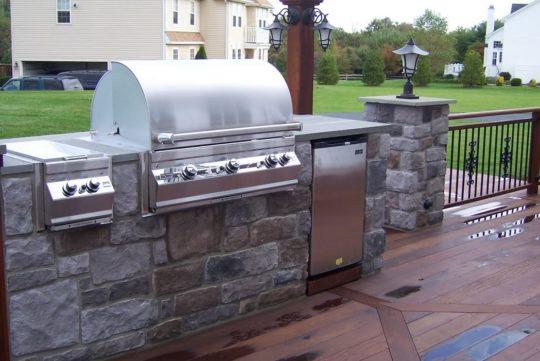 Montgomery County Outdoor Kitchen Contractor