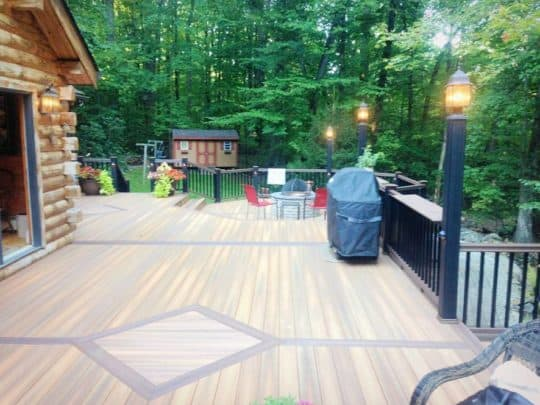 Richboro deck builder
