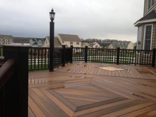 Pennsylvania deck builder Paul Construction