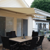 Pennsylvania retractable awnings all seasons Paul Construction