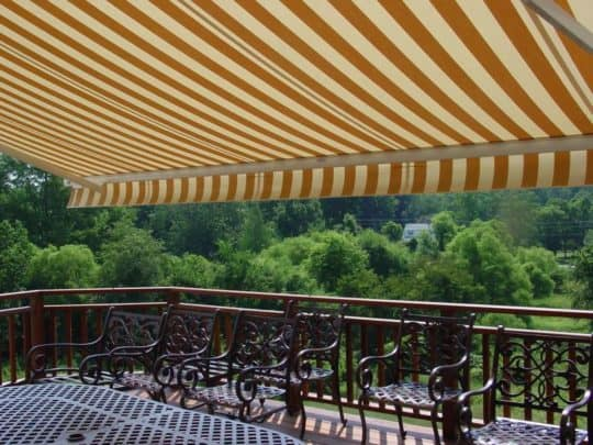 Outdoor Awnings for Decks