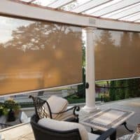 Sunesta solar screens and retractable awnings