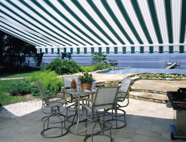 Permanent Awnings in Waterford Township | Paul Construction