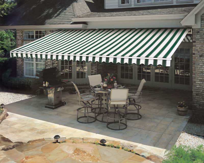 Permanent Awnings in Voorhees