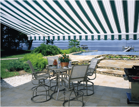 Paul Construction | Permanent Awnings in Camden County