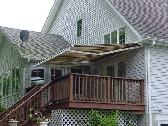 Gloucester County Retractable Awnings