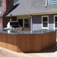 granite outdoor countertops