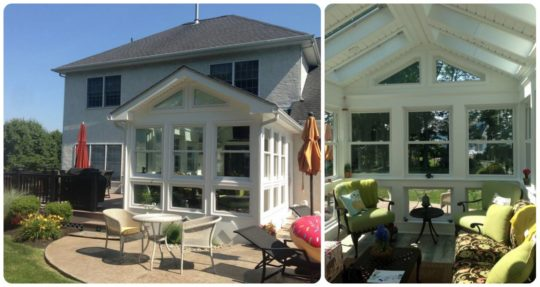 What is a sunroom used for