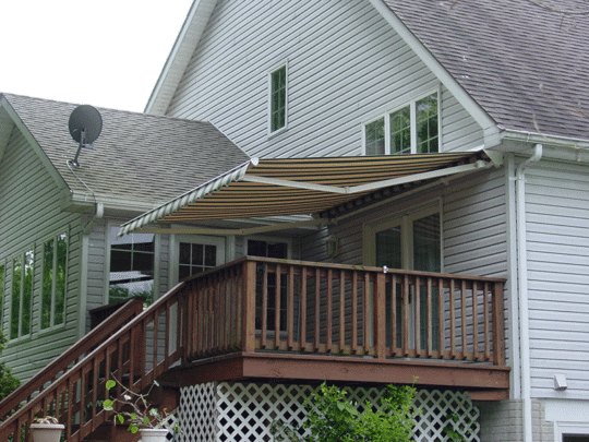 retractable awning repair