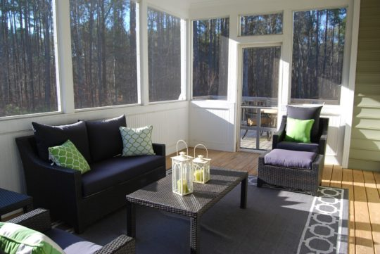 Custom Sunrooms in Camden | Paul Construction