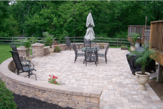 Washington Township, NJ patio