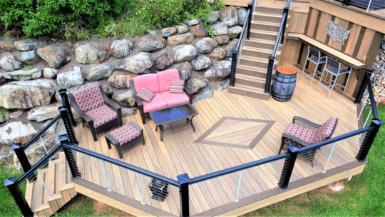 A Stunning Voorhees Patio from Paul Construction