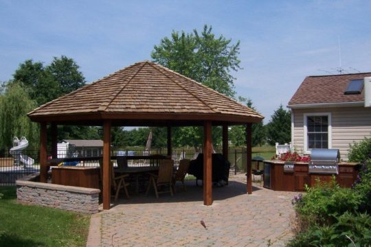 Best Name in Montgomery County PA Patio Design: Paul Construction