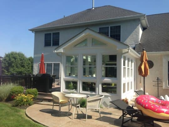 Create Your Dream Winslow NJ Sunroom with Paul Construction