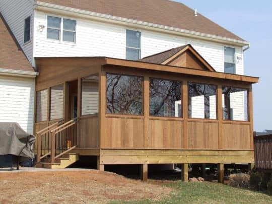 Woodbury NJ Sunroom Design | Call Paul Construction