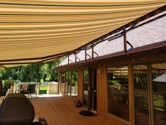 Need Inspiration? Explore Our Pictures of Awnings on Houses