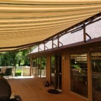 Our Vote for Best Motorized Awning for Decks