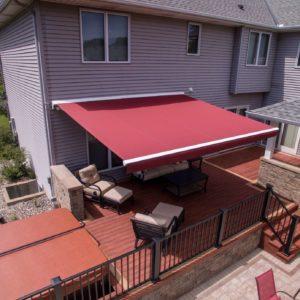 awnings for decks