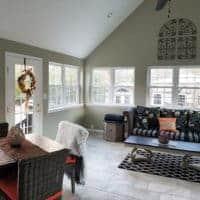 interior sunroom